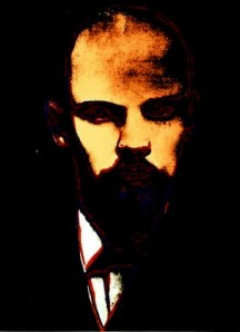andy_warhol.Lenin.black