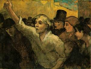 daumier-uprising