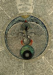 Heinrich Khunrath. Amphitheatrum2 sapientiae aeternae1595