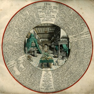 Heinrich Khunrath1595.alchemist's laboratory