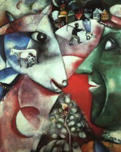 I-Village-Marc.Chagall1911