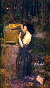 johnwilliam.waterhouse-pandora