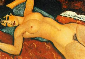 modigliani.nude