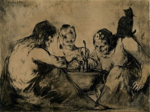 Ribot-Three.witches