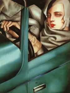 Tamara-de-Lempicka-Autoportrait1925
