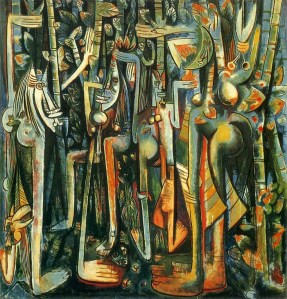 Wifredo Lam.jungle