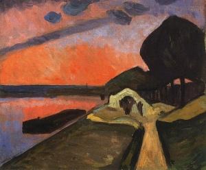 Albert_Gleizes-1909Bords_de_la_Marne