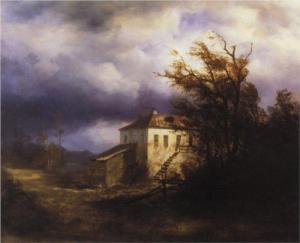 before-the-storm-1850Aleksey Savrasov
