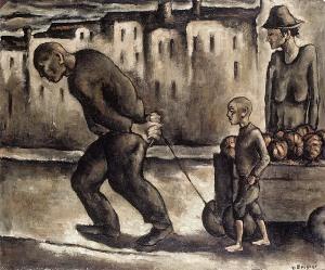 Bergner-Pumpkins1942