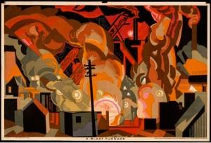 Clive Gardiner-blast-furnace