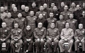 communist party leaders- mao1950