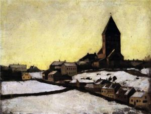 edvard-munch-old-aker-church