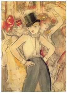 Jeanne Mammen-She Represents1927