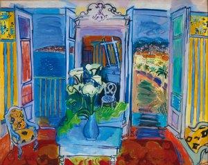 Raoul-Dufy-Interieur-fenetre-ouverte