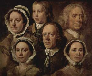 w.hogarth-servants