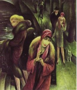 Albert Birkle-Waiting.Bridge1931