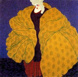 Alberto Magnelli.woman