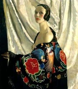 Doris Clare Zinkeisen1898-1991.Self1935