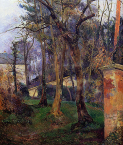 gauguin-garden