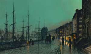 John-Atkinson-Grimshaw-nightharbour