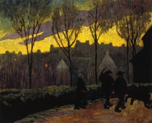 Paul Sérusier.evening