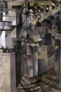 Life.in.GrandHotel- Kazimir.Malevich