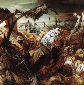 the-trench.otto-dix1923