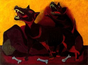 rufino-tamayo-animals1941-sureal.formal-mexico