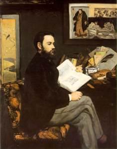Édouard Manet.zola