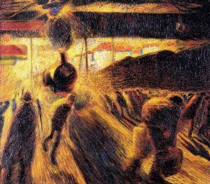carlo-carra-stazione-di-milano-1909