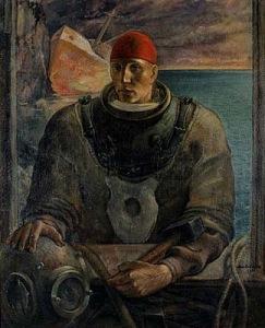 Carlo Sbisà, Il palombaro1931
