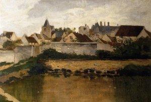 CharlesFrancois-Daubigny.VillageAuverssurOise