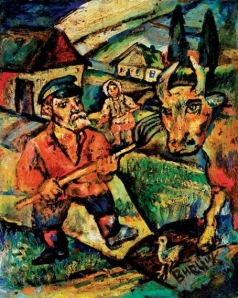 David Burliuk.farmer1882-1967
