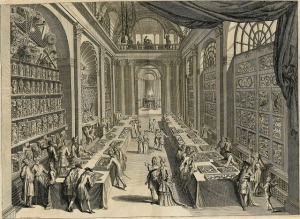 Dutch hall of curiosities. Levinus.Vincent1715