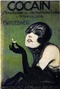 F. W. Köbner, Mondaine und Demimondaine Skizzen1921