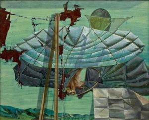 Hans Erni, Icarus-Lilienthal II1941