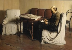 Isaak Brodsky, Lenin in Smolniy1917- 1930