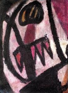 Jean-Michel Atlan (1913-1960)-movement.Cobra