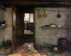 Johan-Hendrik-Weissenbruch.Cellar-interior