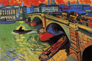 London-Bridge-1906.Andre-Derain
