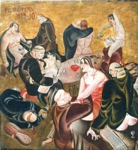 Marcel Ronay, Nuns1929