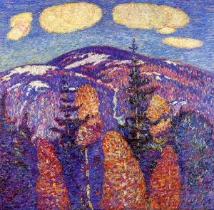 Marsden-Hartley-Cosm-Mountains