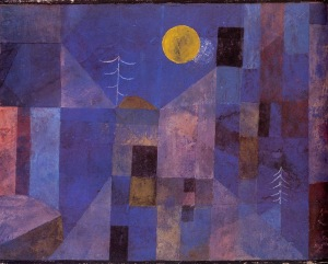 Paul Klee-Moonshine