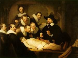 rembrandt-anatomy.lecture