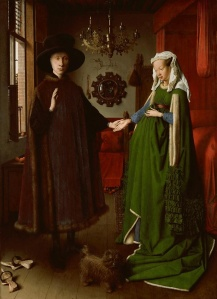VanEyck-GiovanniArnolfini