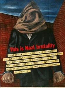 AntiFascist-bShahn.ThisIsNaziBrutality1942.lidice.czech