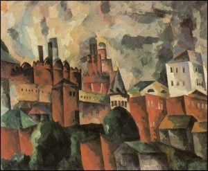 Aristarkh Lentulov.red-tower