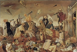 Felix Nussbaum. 2Triumph of Death1944