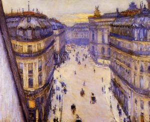 Gustave_Caillebotte.Rue_Halévy