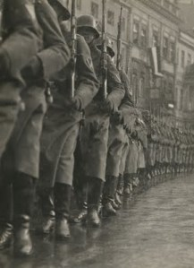 """M. Munkácsi """"Tag von Potsdam"""" – German Army march"""